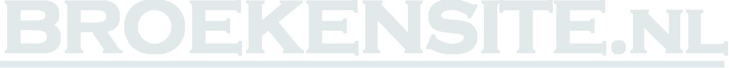 Header logo broekensite tekst