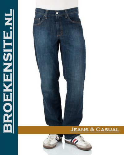 Mustang Big Sur dark medium used M 3169 5387 588 Broekensite jeans casual