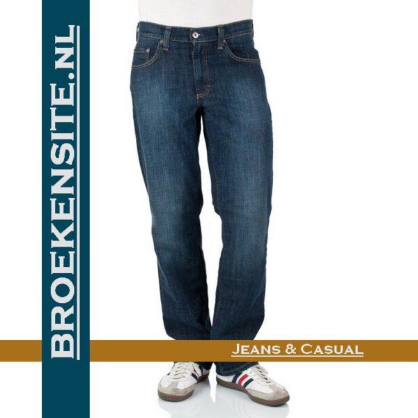 Mustang Big Sur dark medium used M 3169 5387 588 Broekensite jeans casual
