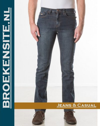 New Star Jacksonville dark used NS-NOS-JACKSONVILLE-23-6 Broekensite jeans casual