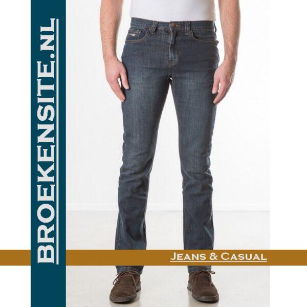 New Star Jacksonville dark used NS-NOS-JACKSONVILLE-23-6 Broekensite jeans casual