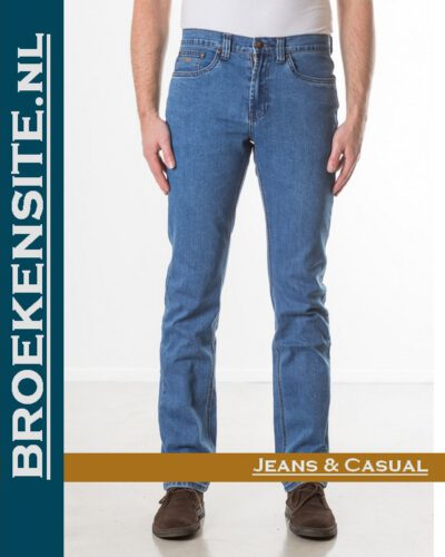 New Star Jacksonville light blue NS-NOS-JACKSONVILLE-23-63 Broekensite jeans casual