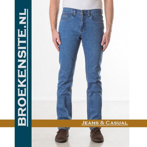 New Star Jacksonville light blue NS-NOS-JACKSONVILLE-23-63 Broekensite jeans casual