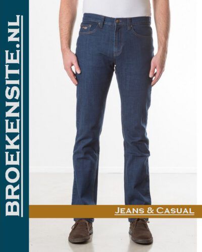 New Star Jacksonville mid stone NS-NOS-JACKSONVILLE-23-55 Broekensite jeans casual
