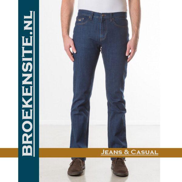 New Star Jacksonville mid stone NS-NOS-JACKSONVILLE-23-55 Broekensite jeans casual