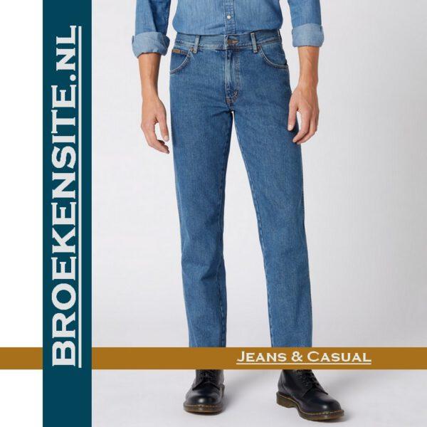 Wrangler Texas Broekensite.nl stone wash jeans spijkerbroek Broekensite 1