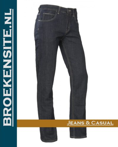 Brams Paris Danny blue black denim BP 1.3345-C94 Broekensite jeans casual