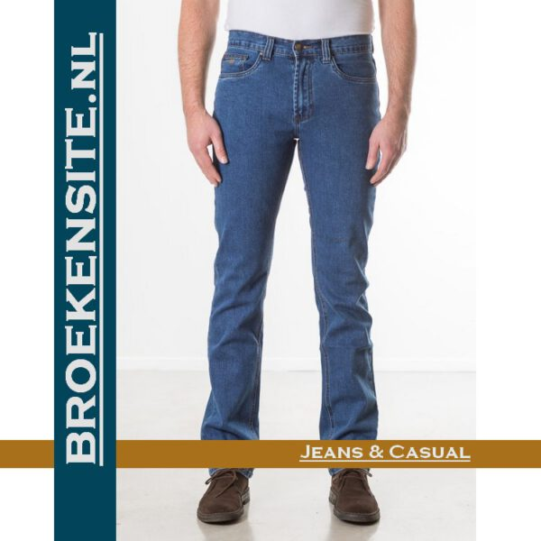 New Star Jacksonville stone NS-NOS-JACKSONVILLE-23-1 Broekensite jeans casual