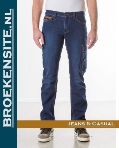 New Star Oregon worker blue NS-NOS-OREGON-23-1 Broekensite jeans casual