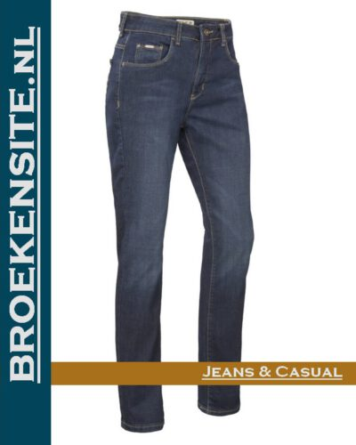 Brams Paris Lily used dark blue BP 1.4340-X94 Broekensite jeans casual