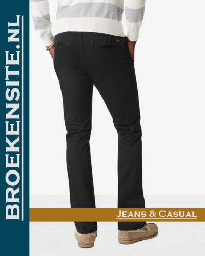 Dockers Alpha Alpha skinny stretch twill black D 47122 - 0070 broek Broekensite jeans casual