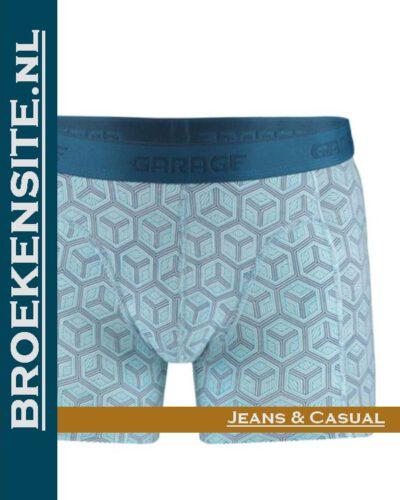 Garage boxershort Indiana blue G 0802-IB Broekensite.nl jeans casual