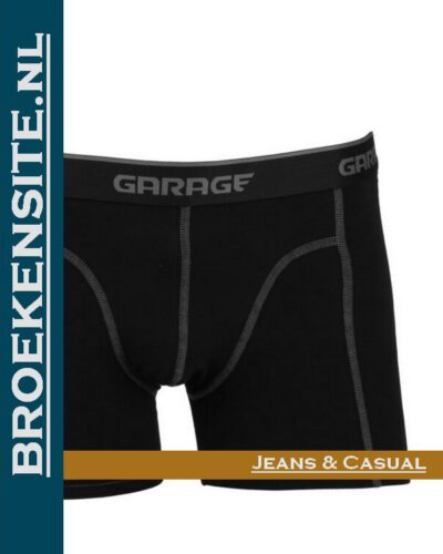 Garage boxershort Kansas black G 0801-KBLA Broekensite.nl jeans casual