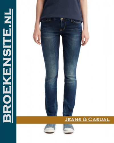 Mustang Jasmin Slim dark used M 0586-5032 - 586 Broekensite jeans casual