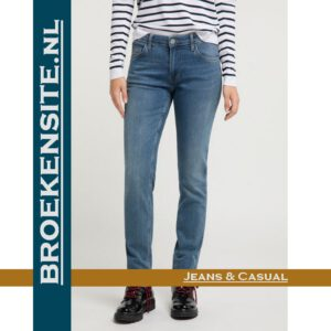 Mustang Rebecca denim blue M 1005822 - 5000 - 312 Broekensite jeans casual
