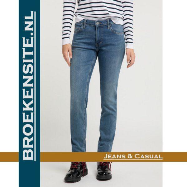 Mustang Rebecca denim blue M 1005822 - 5000 - 312 Broekensite jeans casual