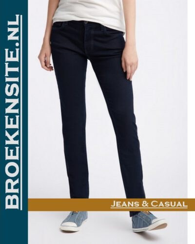 Mustang Sissy Slim denim blue M 1006275 - 5000 - 941 Broekensite jeans casual