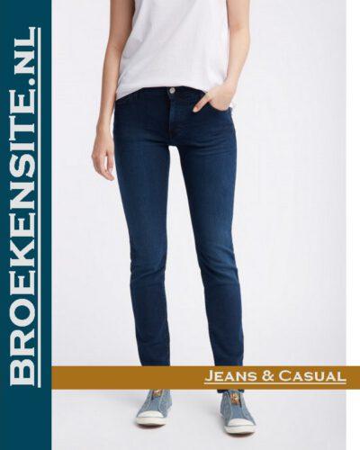 Mustang Sissy Slim stone M 0530-5574 - 070 Broekensite jeans casual