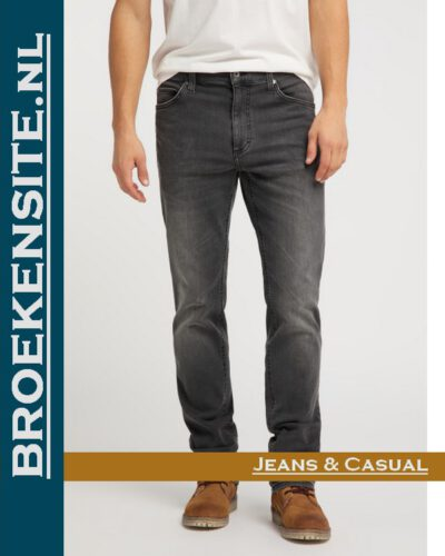 Mustang Tramper Tapered denim black used M 1004458 - 4000 883 Broekensite jeans casual