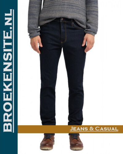Mustang Tramper Tapered denim blue dark M 1004457 - 5000 882 jeans Broekensite jeans casual
