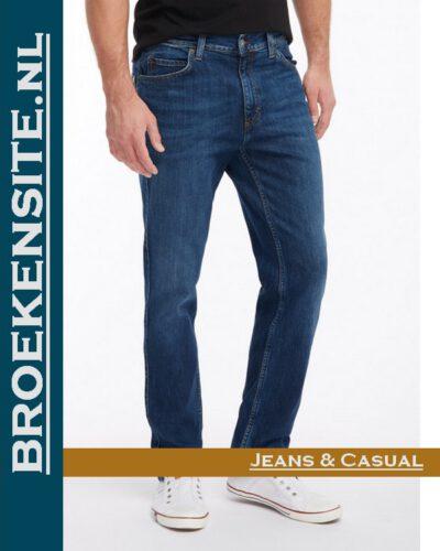 Mustang Tramper Tapered stone M 0112-5755 - 078 Broekensite jeans casual