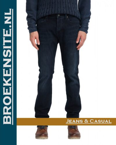 Mustang Vegas denim blue dark M 1008948 - 5000 883 Broekensite jeans casual