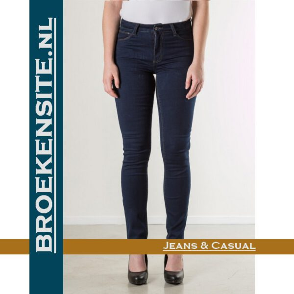 New Star Linosa stretch deep blue NS 999-LINOSA-23-34 Broekensite jeans casual