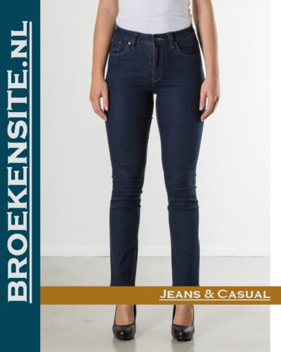New Star Memphis stretch dark wash NS 999-MEMPHIS-23-62 Broekensite jeans casual