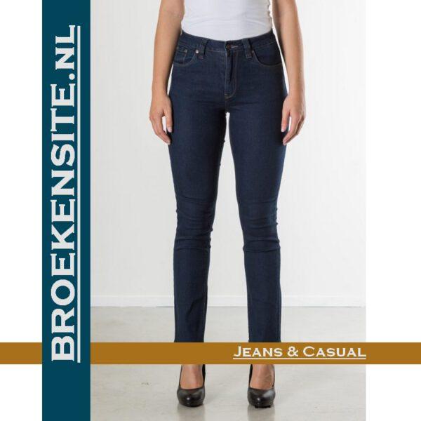 New Star Memphis stretch dark wash NS 999-MEMPHIS-23-62 Broekensite jeans casual
