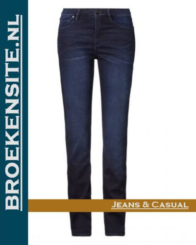 Paddocks Pat blue black soft stone P 602723285000 - 4307 Broekensite jeans casual