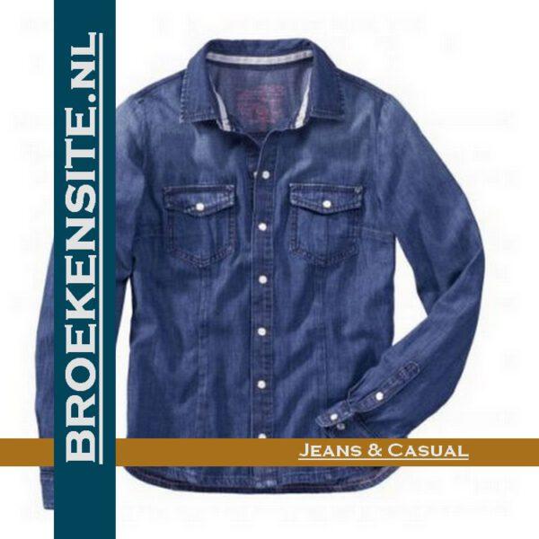 Paddocks dames blouse denim P 350033026000 Broekensite.nl jeans en casual spijkerbroek spijkerblouse