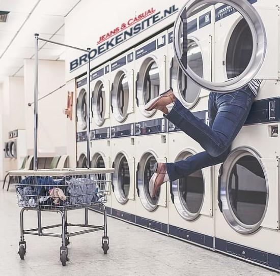 Broekentips wassen van uw jeans denim spijkerbroek van broekensite