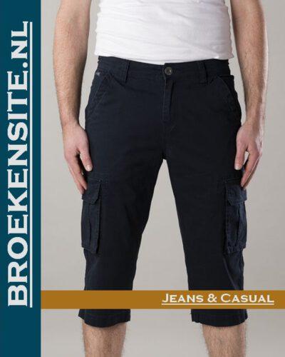New Star Darwin capri navy NS - 0204-DARWIN-2-504 Broekensite jeans casual
