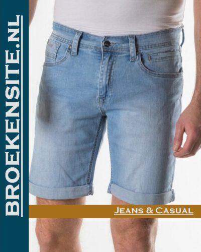 New Star JV Short burmuda bleach NS - 0204-JV-SHORT-DNM-23-37 Broekensite jeans casual