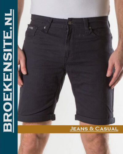 New Star JV Short burmuda navy NS - 0204-JV-SHORT-TW-2-504 Broekensite jeans casual