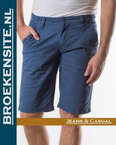 New Star Nashville bermuda blue NS - 0204-NASHVILLE-2-501 Broekensite jeans casual