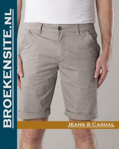 New Star Nashville bermuda grey NS - 0204-NASHVILLE-2-104 Broekensite jeans casual