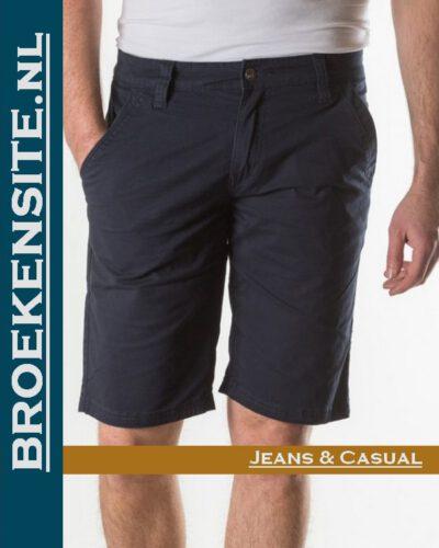 New Star Nashville bermuda navy NS - 0204-NASHVILLE-2-504 Broekensite jeans casual