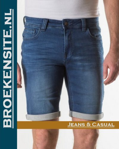 New Star Valero jogging jeans kort stone NS - 0201-VALERO-168-1 Broekensite jeans casual