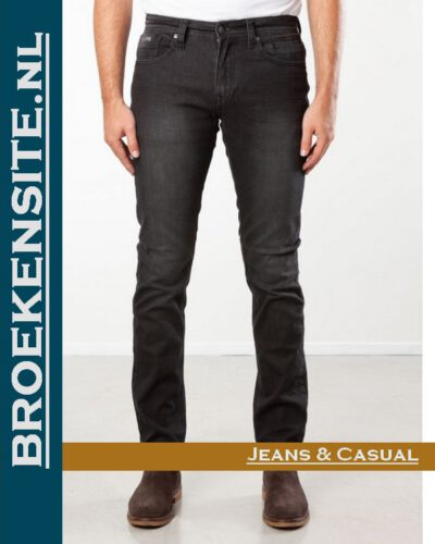 New Star slim fit stretch black NS - 999-JV-SLIM-23-24 BL Broekensite jeans casual