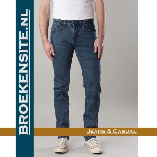 New Star slim fit stretch stone NS - 999-JV-SLIM-DNM1-23-1 Broekensite jeans casual