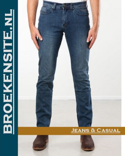 New Star slim fit stretch used NS - 999-JV-SLIM-DNM1-23-14 Broekensite jeans casual