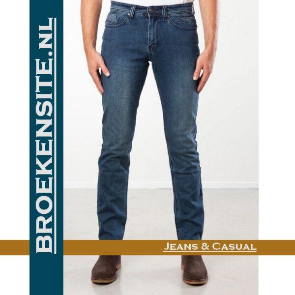 New Star slim fit stretch used NS - 999-JV-SLIM-DNM1-23-14 Broekensite jeans casual
