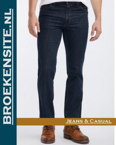 Mustang Tramper Tapered denim blue jeans M 1006742 - 5000 880 Broekensite jeans casual