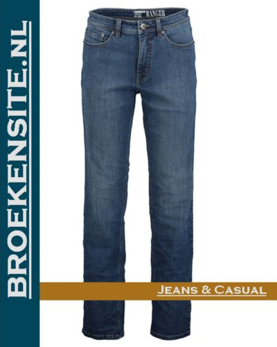 Paddocks Ranger medium blue soft used P 801804981000 - 5913 Broekensite jeans casual